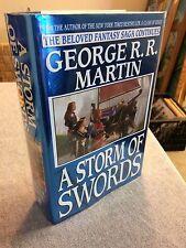 George R. R. Martin A Storm of Swords TRUE First Edition $26.95 BANTAM