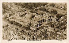 London. British Museum from the Air by SFS # 2210 A.