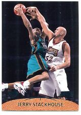 1999-00 Stadium Club One of a Kind 122 Jerry Stackhouse 101/150