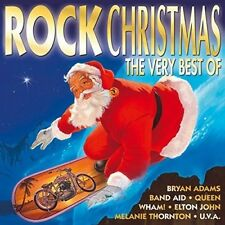 ROCK CHRISTMAS-THE VERY BEST OF (NEW EDITION) (Slade, Doris Day uvm.) 2 CD NEUF