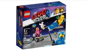 Lego 70841 Benny's Space Squad 2019 The LEGO Movie 2 Brand New Sealed RETIRED