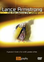 LANCE ARMSTRONG THE MAN BEHIND THE LEGEND DVD
