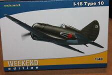 NEW Eduard (8469): Polikarpov I-16 type 10 au 1/48