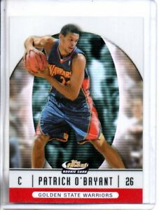 2006-07 FINEST PATRICK O'BRYANT ROOKIE REFRACTOR