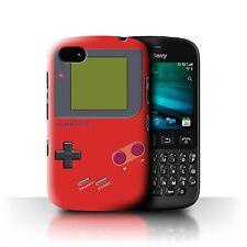 STUFF4 Hülle/Case für Blackberry Handy/Videogamer/Gameboy/Smartphone Schutzhülle