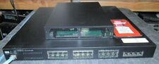 NEW DC POWERED FORCE10 DELL 24 PORT SFP SWITH WITH AC-DC RECTIFIER