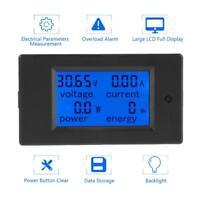 PZEM-051 50/100A DC 6.5-100V Digital Electric Power Energy Voltage Current Meter