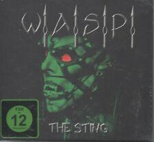 W. A.S.P. The Sting Live At The Key Club Los Angeles CDDVD NEU Helldorado Animal