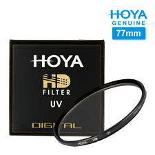 HOYA 77mm HD UV Filter Digital High Definition For Camera Lens Genuine