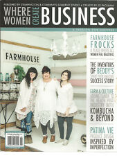 WHERE WOMEN CREATE BUSINESS MAGAZINE SUMMER 2017, A PASSION FOR SUCCESS
