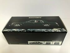 1/18 Bentley Arnage T metallic green Minichamps 100-139070