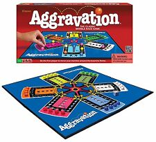Aggravation Board Game 2 To 6 Players Race Family Kids Fun Play Marbles New