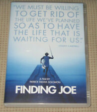 FINDING JOE  DVD R0 NTSC A Film by Patrick Takaya Solomon