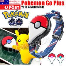 2018 Nintendo Pokemon GO Plus Bluetooth Bracelet with Clip In Australia