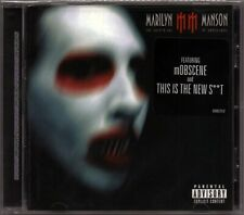 MARILYN MANSON The Golden Age Of Grotesque CD RARE NEW SEALED (EXPLICIT VERSION)