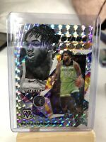 2019-20 Karl-Anthony Towns Panini Mosaic Stare Masters Silver Prizm Insert!