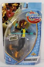 """DC Super Hero Girls 6"""" BUMBLE BEE Posable ACTION Figure DOLL In Hand Ships Today"""