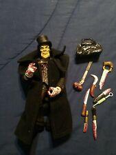 "MEZCO 2004 JACK THE RIPPER Horror 9"" inch Maniac Halloween Action Figure NICE!"