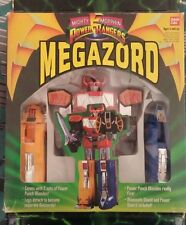 BanDai Mighty Morphin Power Rangers Megazord 1993 PRICE REDUCED