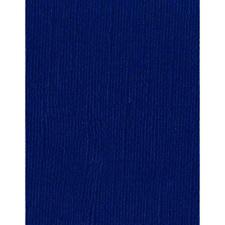 "AC Bazzill Basics 8.5"" x 11"" Monochromatic Canvas Cardstock - 25 Sheets, Admiral"