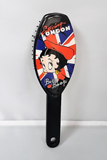 Ladies Betty Boop Official Hairbrush London Design Girls Hair Brush Soft Bristle
