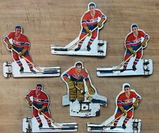 1954 Eagle Toys Table Hockey Players - Montreal Canadiens