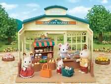 Sylvanian Families Calico Critters Luxus Stadthaus Terrasse