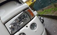 SCANIA R SCANIA G EYEBROWS ABS PLASTIC NEW TUNING TRUCK LORRY FRONT LIGHTS