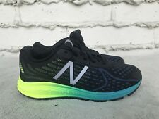 NEW New Balance RUSE KJRUSBYP Black Yellow Size Youth US 3 EUR 35  Running Shoes