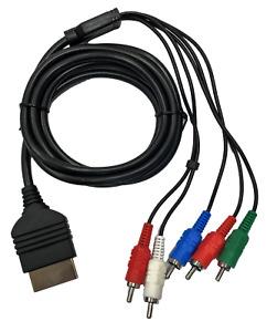 1080p HD TV Xbox Original Component AV Cable Cord