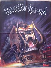 ⭐⭐⭐⭐ Motörhead ⭐⭐⭐⭐ Kylesa ⭐⭐⭐⭐ 1 Poster  45 x 58 cm  ⭐⭐⭐⭐