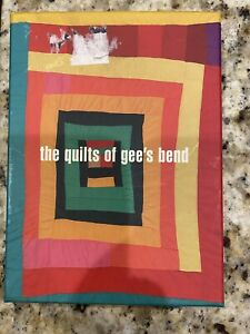 The Quilts of Gee's Bend 25 Postcards Stationery NIB Historical Black Americana