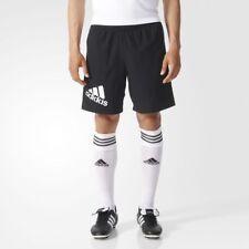 Adidas X woV ShoMen's Shorts Black White XXXX Gym Walking Stylish Logo Medium