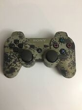 Sony Ps3 Playstation 3 CAMO Wireless Controller