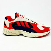 Adidas Yung 1 Goku Chalk White Red Collegiate Navy Mens Sneakers B37615