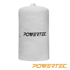 Powertec 14x24 inch Dust Collector Collection System Filter Bag Woodworking Tool