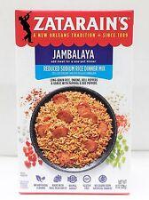 Zatarains New Orleans Style Reduced Sodium Jambalaya 8 oz Zatarain's