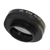 Camera Circular Polarizer Lens CPLFilters for GoPro HERO3 / 3+ / 4 37mm