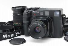 【NEAR MINT】 NEW Mamiya 6 Rangefinder Camera w/ G 75mm + 150mm Lens From Japan