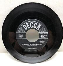 Georgie Shaw Wonderful 45 Rpm EP Record 9-29160 45-86269