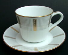 Década de 1970 Noritake Humoresque 6685 tazas y platillos de Té 225 Ml patrón-Mira en en muy buena condición
