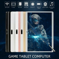 "10.1"" Tableta 4G-LTE Android 9.0 8+512GB WiFi Cámara Tablet PC  GPS"