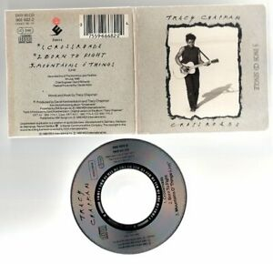 Tracy Chapman CD-SINGLE 3-Inch Crossroads - 3-track