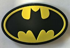 PVC Batman Logo Patch Hook & Loop SEAL MARSOC Special Forces Green Beret   261