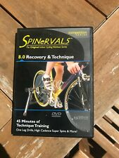 """Spinervals """"Recovery & Technique"""" Workout Dvd"""