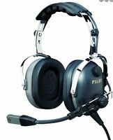NIB PilotUSA PA-1200 Aviation PNR For Cell Phone Use Headset