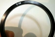 42mm a 58mm Macho-Hembra versión Step Up Filtro Anillo Adaptador 42-58 42mm-58mm Reino Unido
