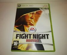 Fight Night Round 3 Pal Spain Xbox 360 Original version Complete 2006