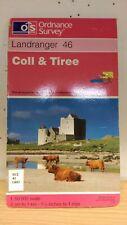 Coll & Tiree: Landranger Map
