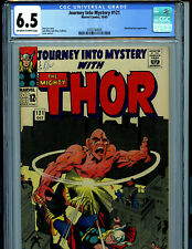 Thor Journey Into Mystery # 121 CGC 6.5   1965 Amricons K20